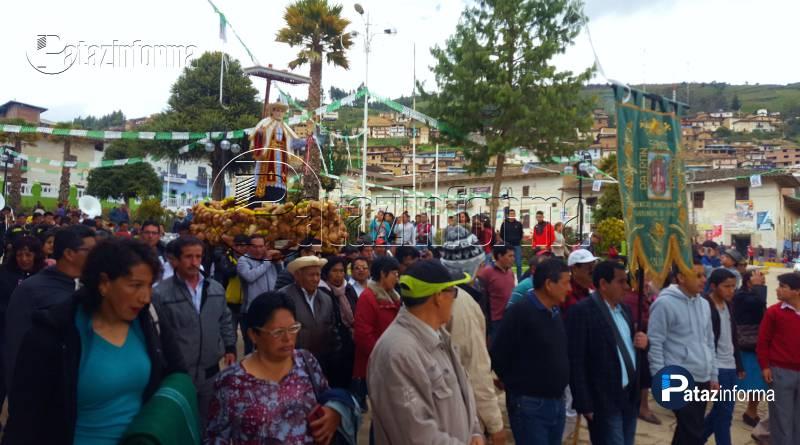 TAYABAMBA | Como cada año, Santo Toribio inició romería a Pegoy