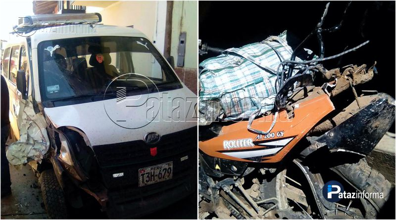 LA LIBERTAD | Nuevo accidente deja varios heridos graves en Julcán