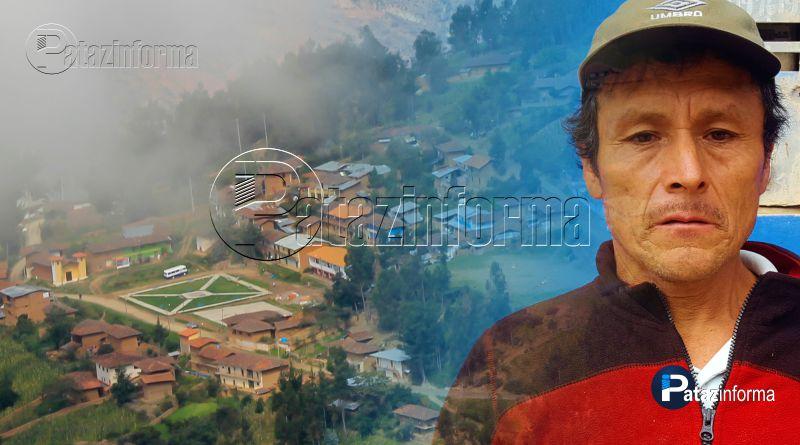 PATAZ | Buscan familiar desaparecido en Sayre y visto en Pasacancha