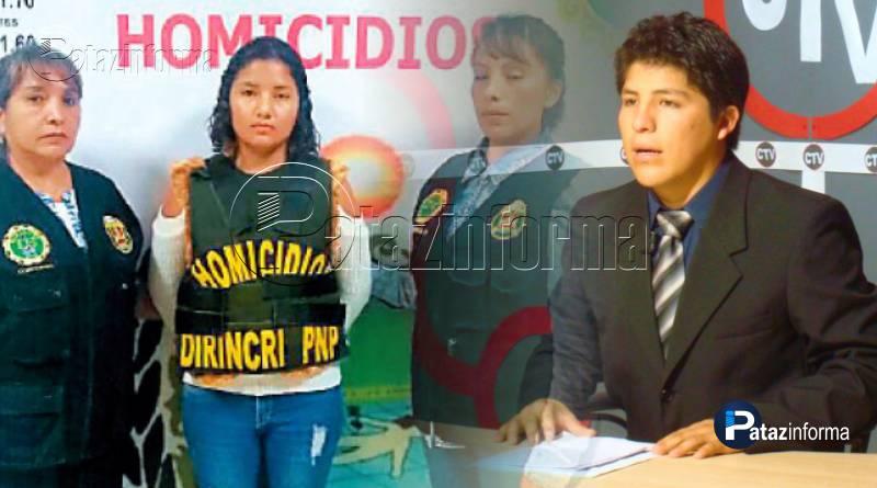PATAZ | Cae pepera de 19 años que ultimó a periodista buldibuyano