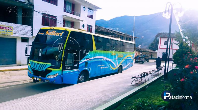 TAYABAMBA | Nueva empresa brinda servicio a Lima y Chimbote