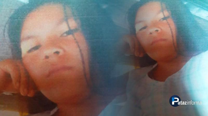 LA LIBERTAD | Desaparece esposa y menor hija de minero patacino