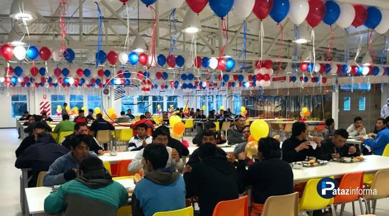 PARCOY | MARSA inauguró moderno comedor para trabajadores