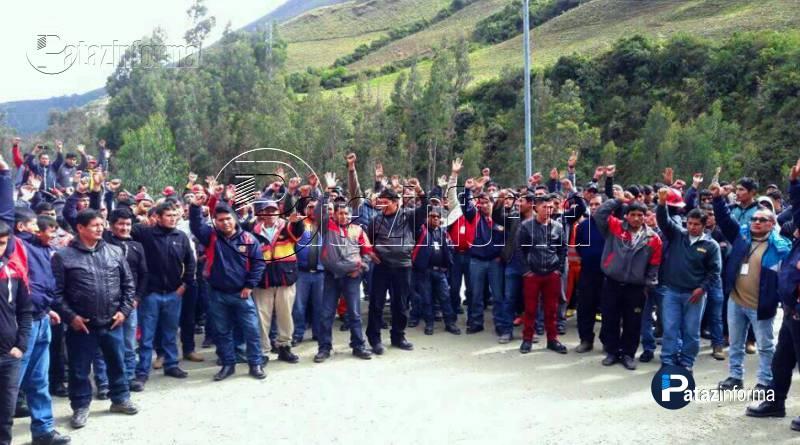 PARCOY | Mineros anuncian HUELGA si MARSA no les da solución