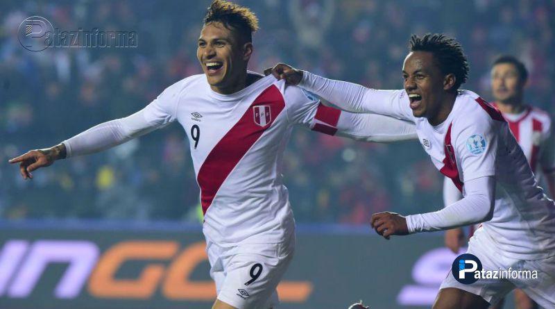 DEPORTE | Lo celebra el Perú, Guerrero jugará el Mundial Rusia 2018