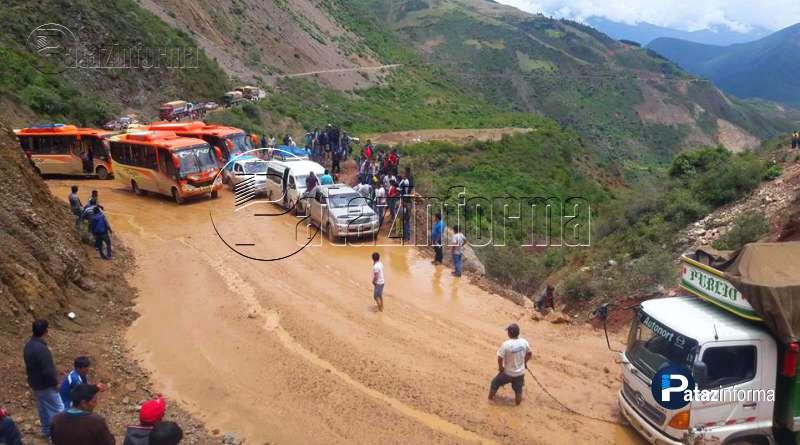 PATAZ | Decretan viable carretera doble vía de Chagual a Tayabamba