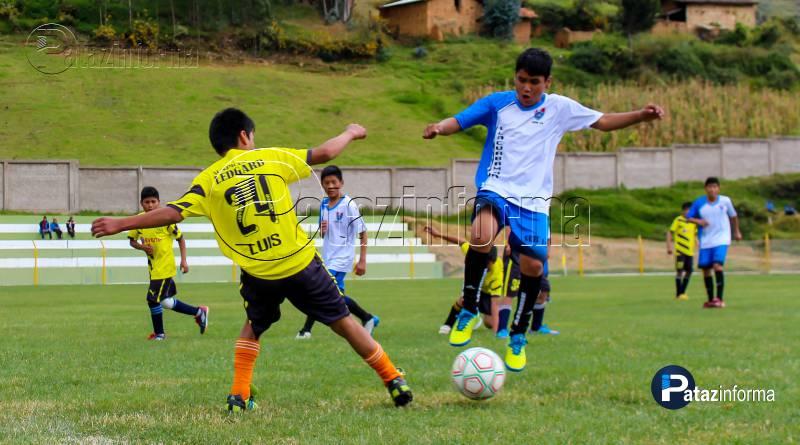 DEPORTES | Colegios buscarán representar a Pataz a nivel regional