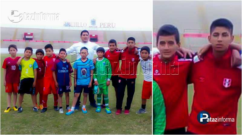 DEPORTES | Patacinos buscarán ser parte de selección peruana sub 15