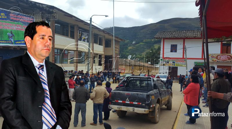 TAYABAMBA | Encuentran a alcalde de la Comuna Provincial de Pataz