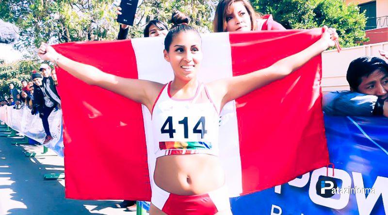 DEPORTES | Kimberly García consigue el oro en Juegos Suramericanos