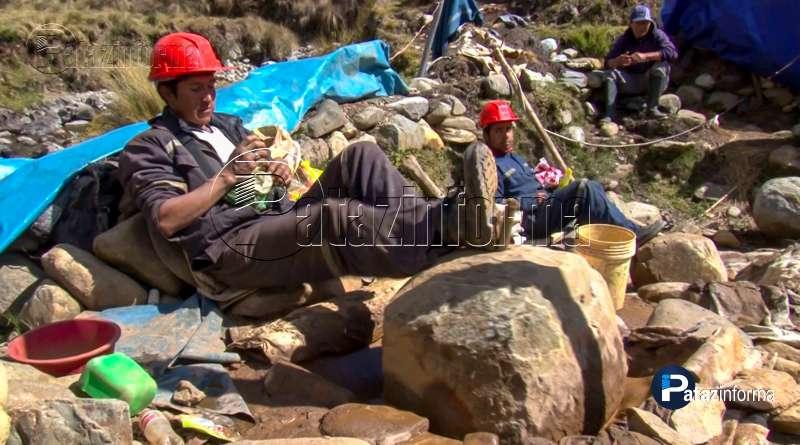 LA LIBERTAD | Presentan ordenanzas para terminar con minería ilegal