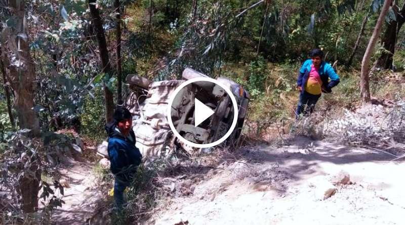 PARCOY | Accidente en la ruta Retamas – Trapiche deja niño fallecido