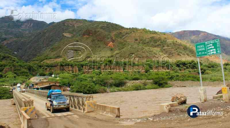 PATAZ | Este viernes cierran pase vehicular en la ruta Chagual – Pataz