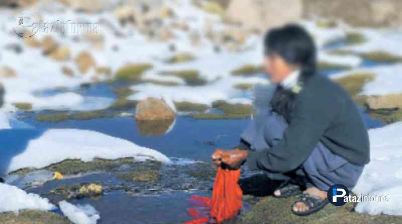 TAYABAMBA | Niña fallece por friaje. Piden apoyo a las Autoridades