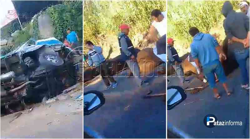 LA LIBERTAD | Despiste de camión deja un fallecido en el ande liberteño
