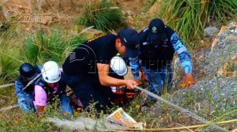 PARCOY | Aparatoso accidente de tránsito dejó a 02 hermanos heridos