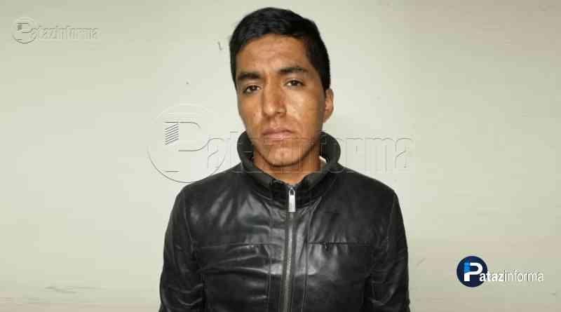LA LIBERTAD | Policía capturó a presunto extorsionador en sierra liberteña