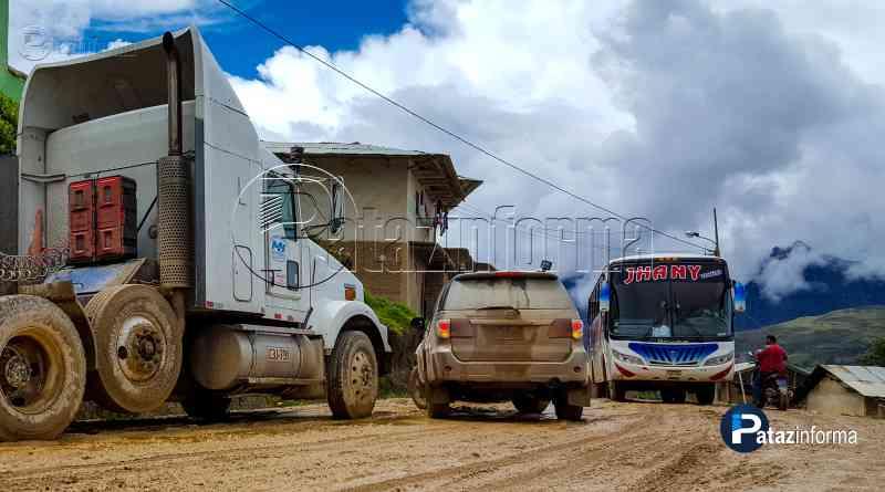 TAYABAMBA | Cerrarán ingreso a capital de provincia de Pataz por 60 días