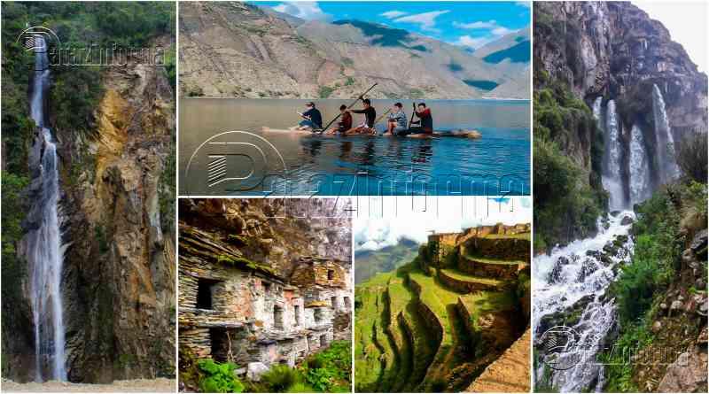 PATAZ | A realizar turismo el próximo feriado largo de Santa Rosa de Lima