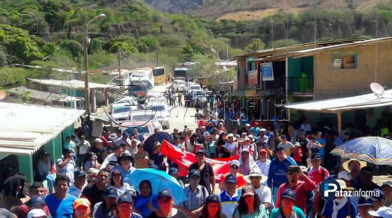 PATAZ | Postergan paro interprovincial por acuerdos logrados en MTC