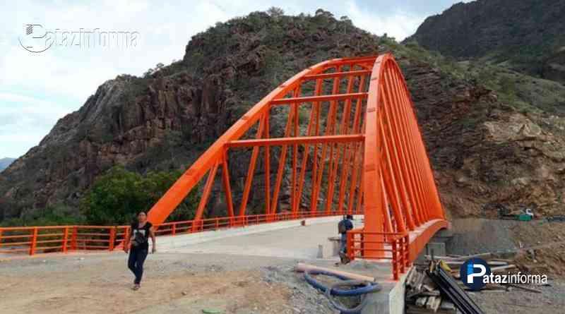 LA LIBERTAD | Entregarán Puente que unirá Bolívar con demás provincias