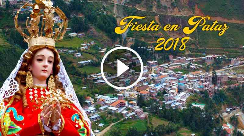PATAZ | Celebrarán fiesta a Virgen de la Puerta y aniversario del Club Sport