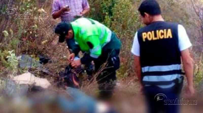 CAJAMARCA | Accidente de tránsito dejó como saldo tres personas fallecidas