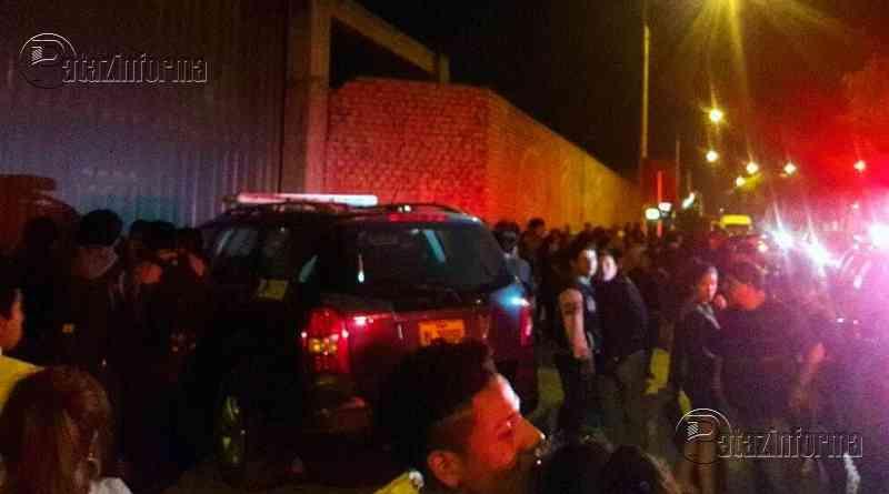 LA LIBERTAD | Matan a hombre en fiesta familiar de un disparo en el pecho