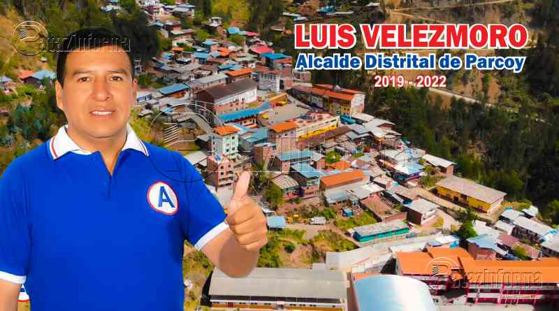 PARCOY | Distrito parcoyano ya cuenta con nuevo alcalde periodo 2019 – 2022