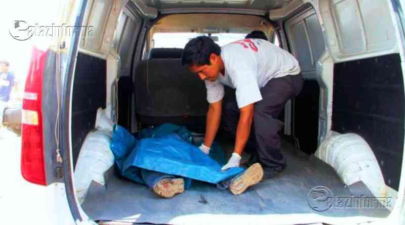 PARCOY | Hombre ultimó a su pareja y luego se lanzó a abismo en Lúcumas