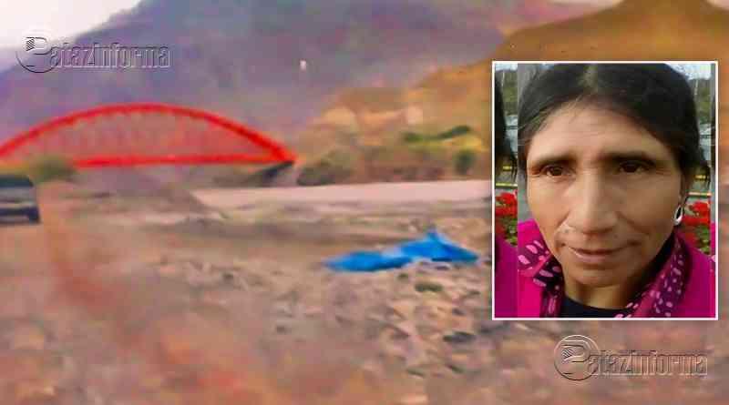 PATAZ | Identifican a mujer que fue encontrada muerta cerca al río Marañón