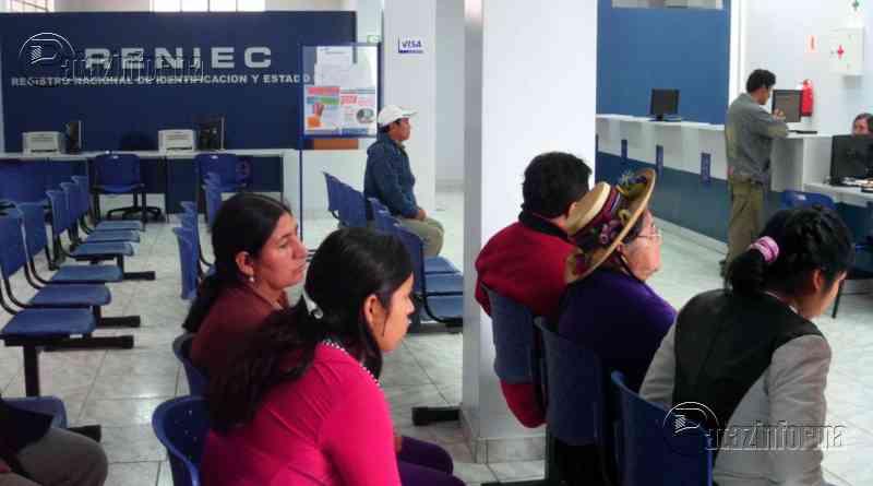 LA LIBERTAD | Reniec alerta sobre presuntos votos golondrinos en comicios