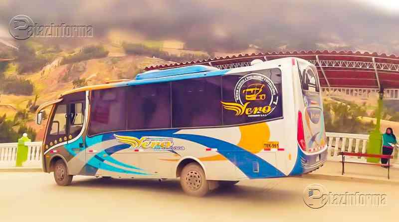 TAYABAMBA | Nueva empresa inició con su servicio de transporte hacia Trujillo
