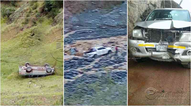 TAYABAMBA | Semana trágico en provincia andina de Pataz dejó un fallecido