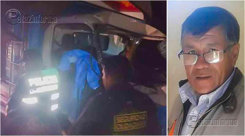 LA LIBERTAD | Chiliano falleció tras aparatoso choque entre dos camiones