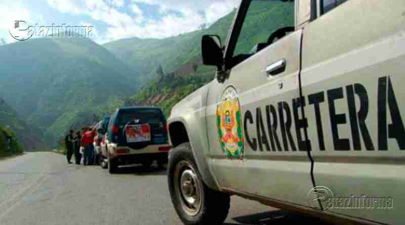 LA LIBERTAD | Delincuentes asaltaron a ocupantes de un camión en la sierra