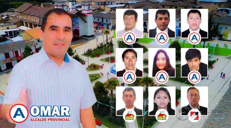 PATAZ | JEE acreditará a Alcalde Provincial y Regidores gestión 2019 – 2022