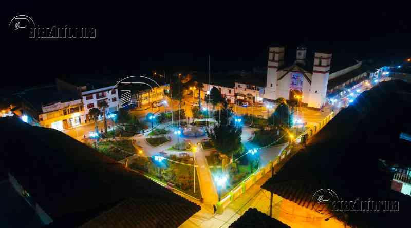 PATAZ | Hidrandina brindará servicio de electricidad en 33 pueblos patacinos