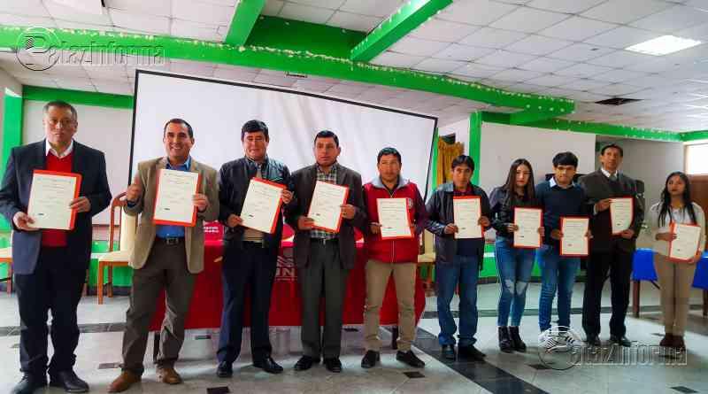 PATAZ | JEE acreditó como alcalde provincial a Omar Iparraguirre Espinoza