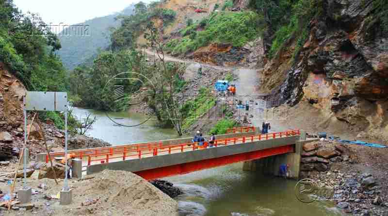 TAYABAMBA | Inaugurarán puente Marcos que integrará a Pataz con Tocache