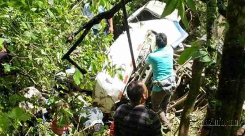 AMAZONAS | ¡Tragedia! Accidente con escolares deja 7 muertos y 10 heridos