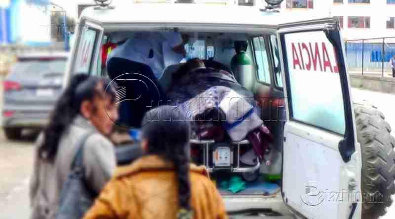 LA LIBERTAD | Accidente de tránsito deja un muerto y 4 heridos en el ande