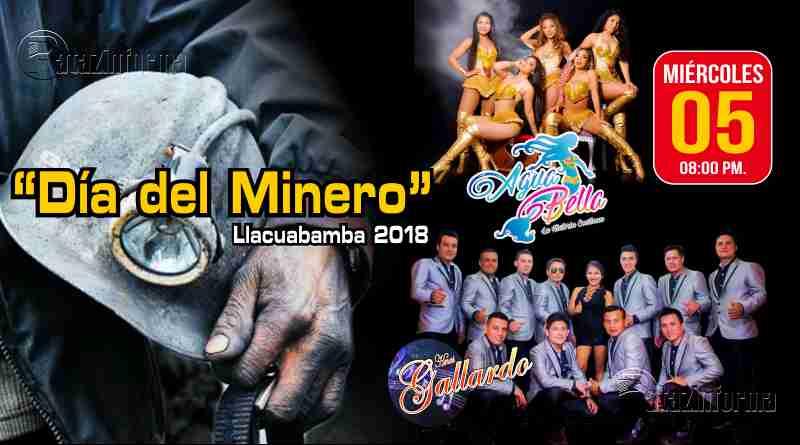 PARCOY | Comunidad Campesina de Llacuabamba celebrará día del minero