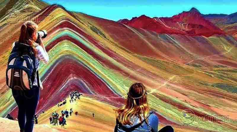 PERÚ | Montaña de 7 colores es 2° atractivo turístico más visitado del país