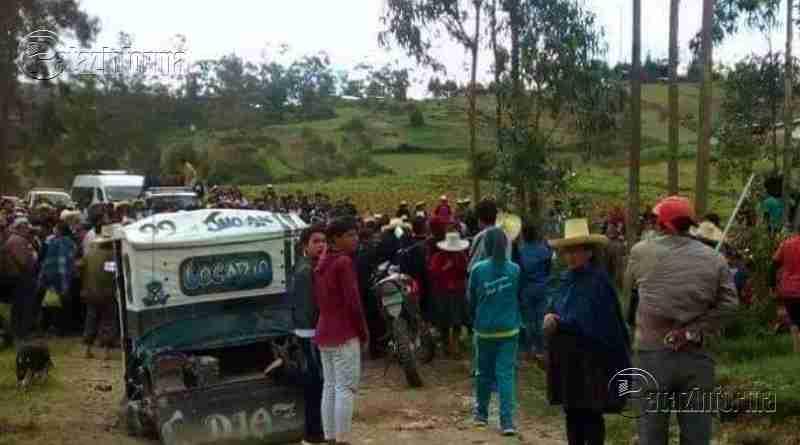 PERÚ | Muere conocido pirotécnico tras explotar varias docenas de cohetes