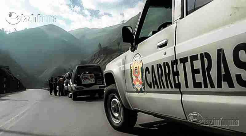 LA LIBERTAD | Asaltan camión con mineral aurífero proveniente de Pataz