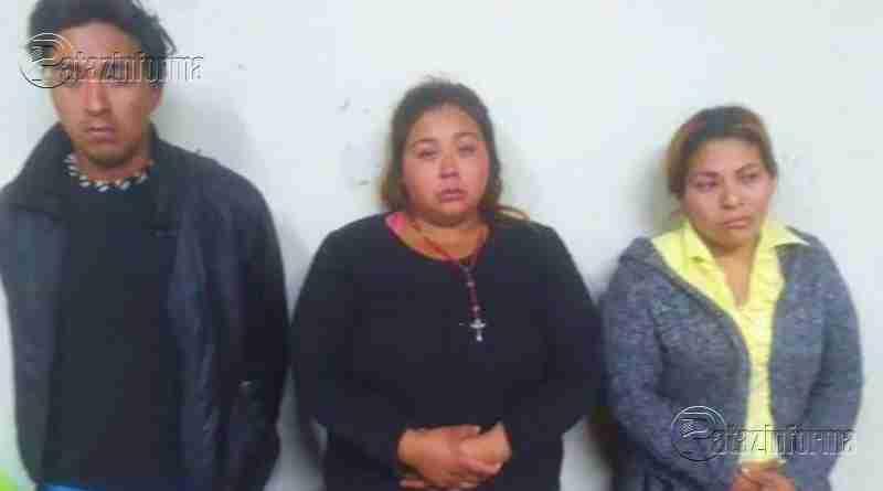 LA LIBERTAD | Caen tres personas con más de 48 kilos de marihuana
