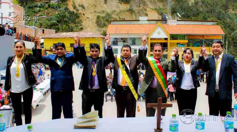 PARCOY | Luis Velezmoro Araujo juramentó como nuevo Alcalde Distrital