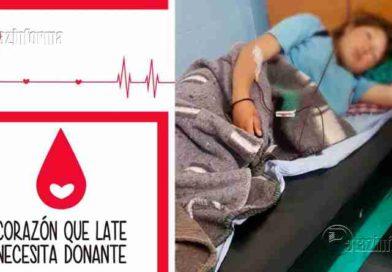 PATAZ | Joven hospitalizada en Trujillo, necesita donantes de sangre O+
