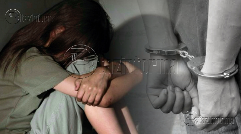 PATAZ | Obrero de construcción es acusado de abusar de una menor